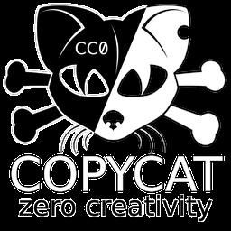 COPYCAT [CC0] Logo